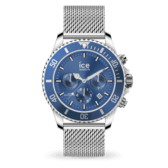 ICE steel - Mesh blue - Chrono